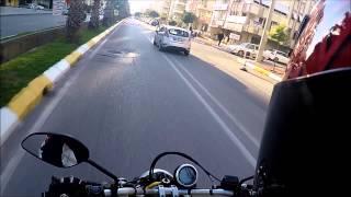 2015 Ducati Scrambler / ilk deneyim ve görüşler.
