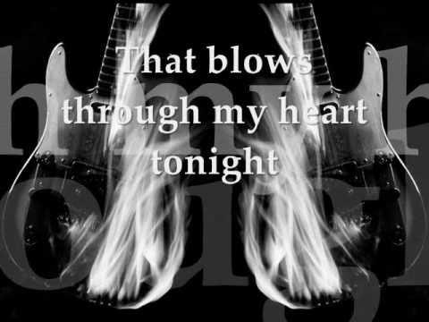 Bon Jovi - Wild Is The Wind with Lyrics