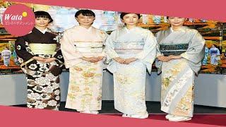 NHK BSプレミアムの連続ドラマ「平成細雪」(来年1月7日スタート...