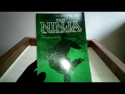 The Ninja And Their Secret Fighting Art Book By Stephen K border=