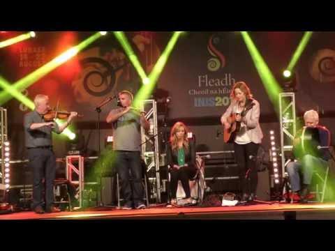 ROSCOMMON GROUP @ ALL IRELAND FLEADH CHEOIL ENNIS 2016