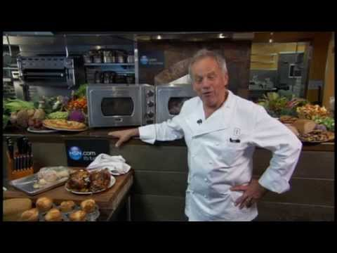 Wolfgang Puck Interview with The Hungry Mouse