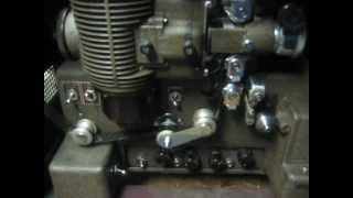 BELL & HOWELL  MODEL A 16MM SOUND FILM PROJECTOR