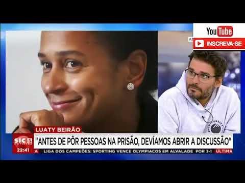 LUATY BEIRÃO FALA SOBRE MUDANÇAS EM ANGOLA NA SIC NOTÍCIAS YouTube