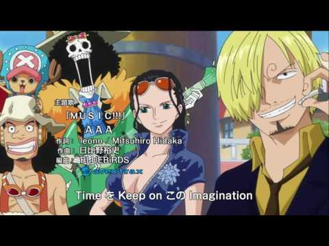 MAD One Piece Opening 20