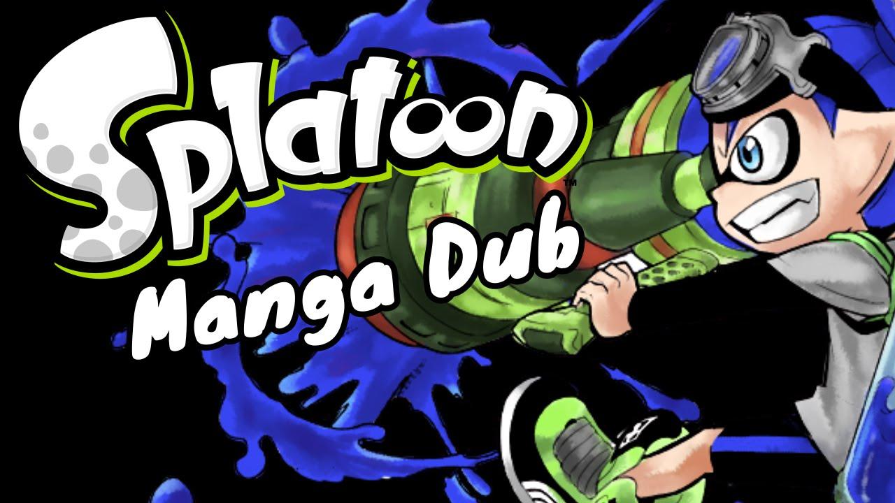 [MANGA DUB] Splatoon