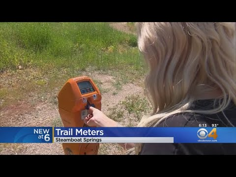 """These Trail Donation """"Parking"""" Meters Are Raking it in"""