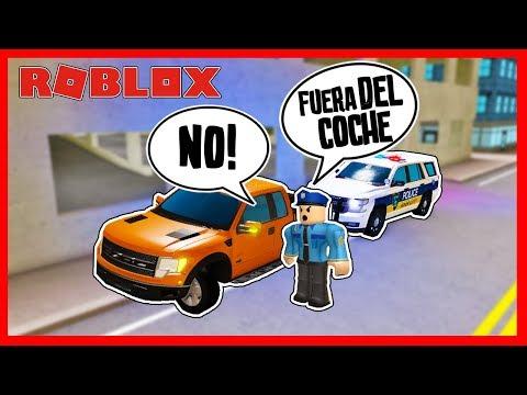 """DICIENDO """"NO"""" TODO EL RATO A LA POLICIA 😂 LIBERTY COUNTY - Roblox"""