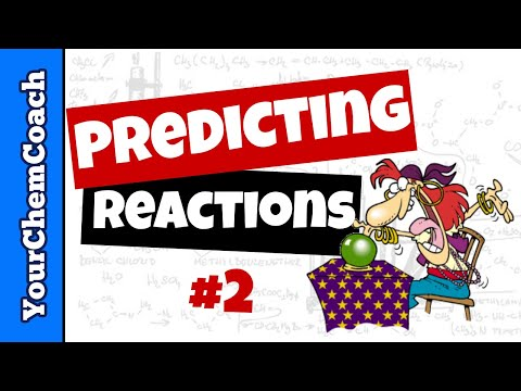 Predicting Products For Sodium And Water Reaction