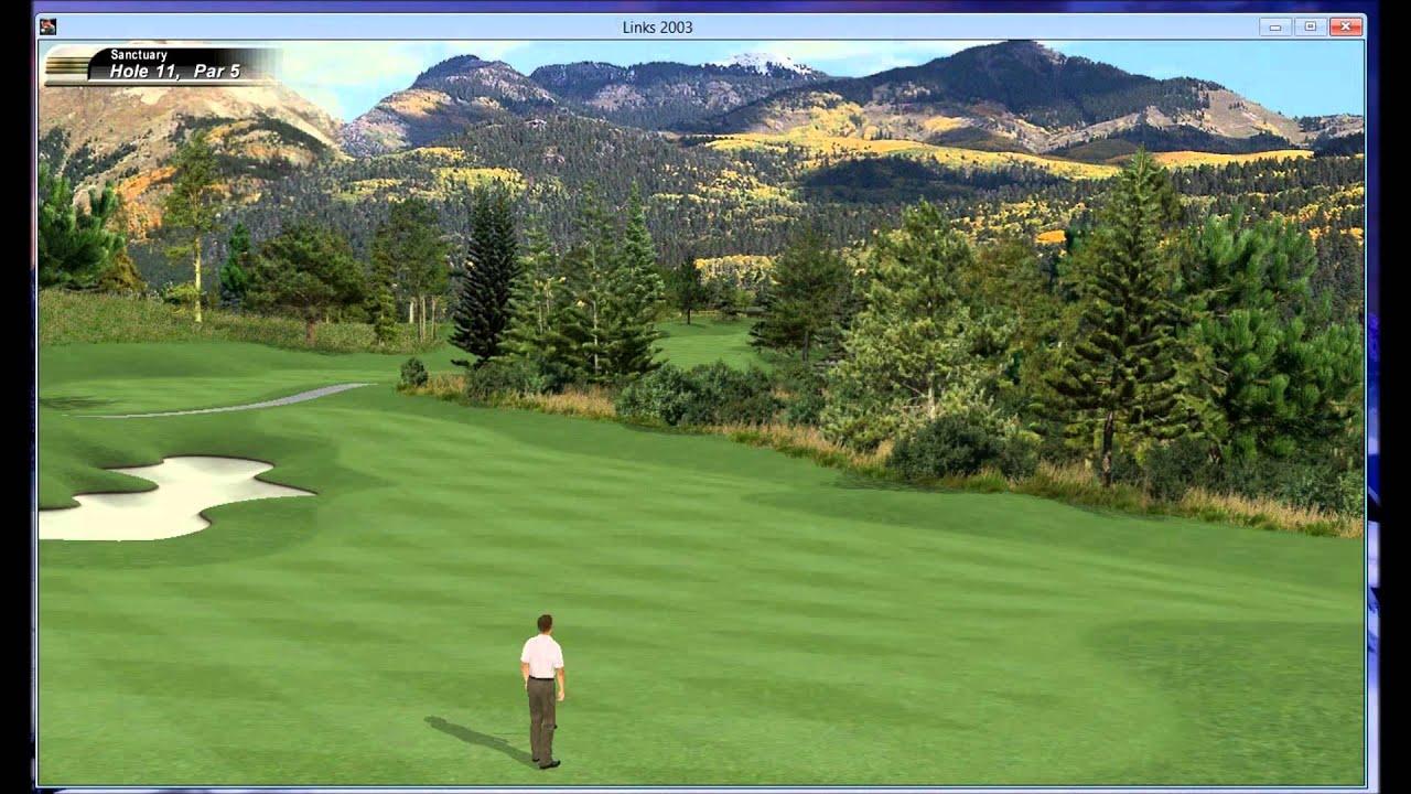 Sanctuary Golf Course (Colorado) - YouTube