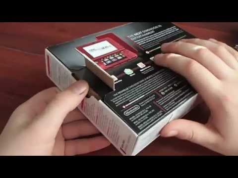 New Nintendo 3DS XL Unboxing and System Transfer