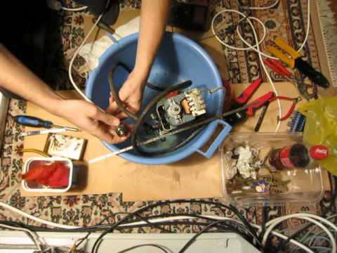 How to clean Vogel lubrication pump