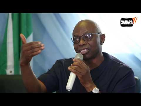 Restructuring: No One Knows What Will Happen To Nigeria On October 1st - Olusegun Mimiko