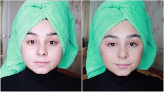 МАКИЯЖ БЕЗ МАКИЯЖА | No-Makeup Makeup Tutorial