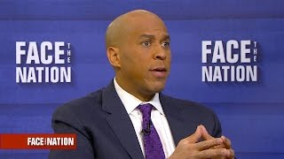 Full interview: Cory Booker, January 8