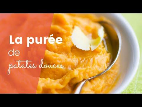 la-recette-de-la-purée-de-patate-douce