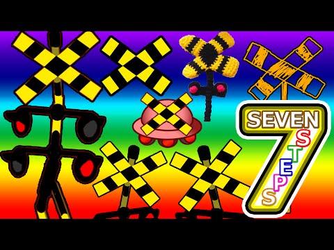 踏切とセブン・ステップス(SEVEN STEPS)