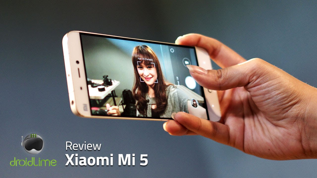Xiaomi Mi 5 Review Youtube
