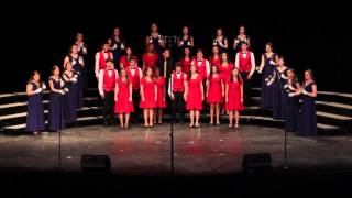 Belles of East & Voce--Carol of the Bells