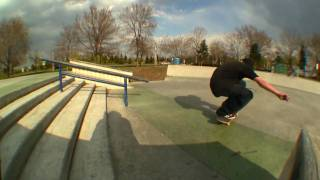 Jakob Aruvald Quickie at Ashbridges Bay Skatepark