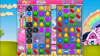 Candy Crush Saga - Level 375 - No boosters ☆☆☆