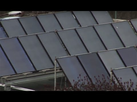 Replacing Coal Heating with Solar Panels in Poland