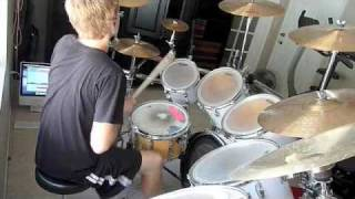 Blinded In Chains Drum Cover - Avenged Sevenfold