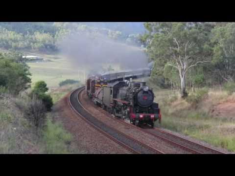 Hunter Valley Steamfest 2016 | Transfers