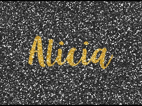 GLITTER TEXT WITH PUBLISHER! PUBLISHER TUTORIAL DIY - GLITTER PATTERN -  GLITTER SHAPES
