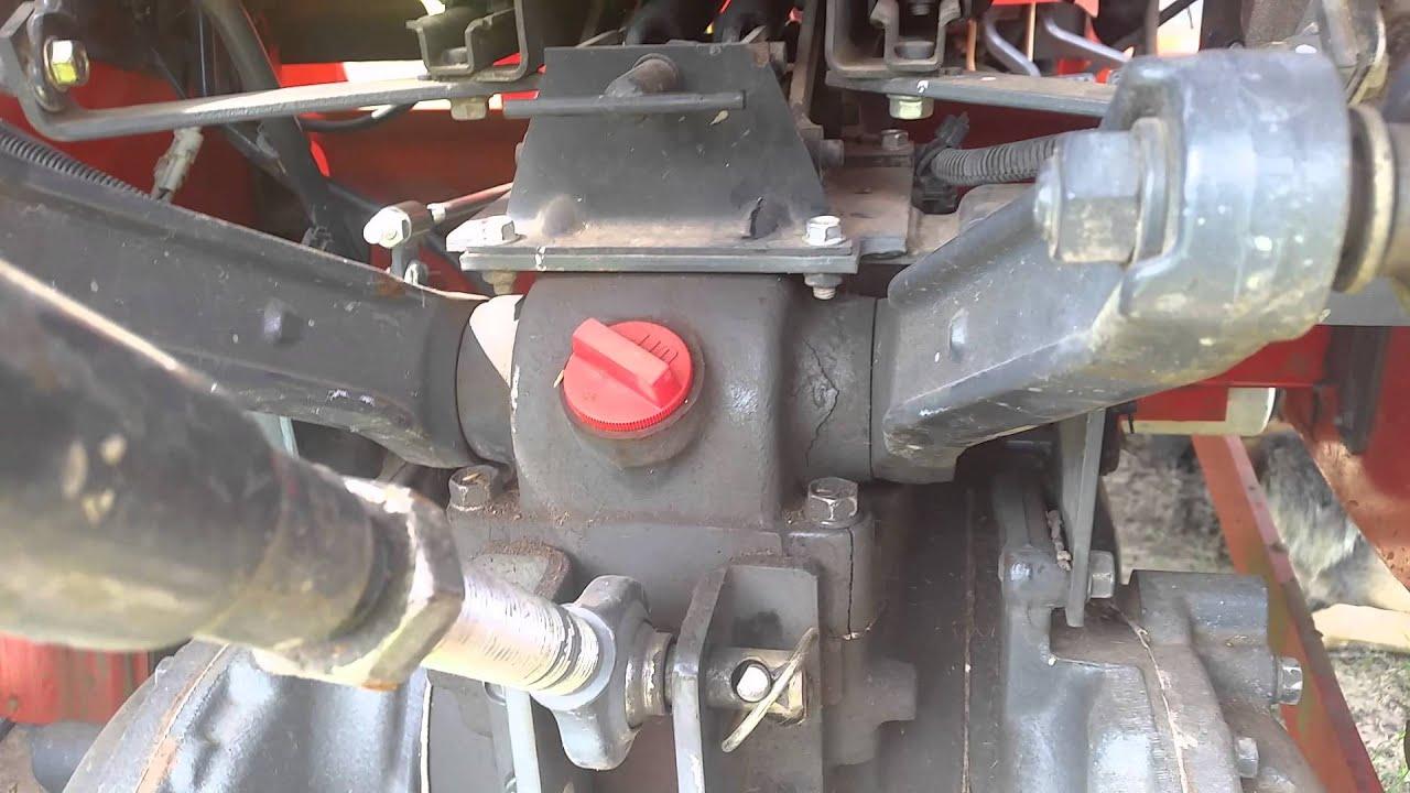 Kubota Tractor Hydraulics Troubleshooting : Kubota mx problems youtube