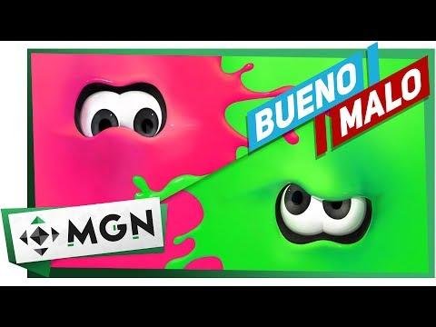 SPLATOON 2: LO BUENO Y LO MALO  (Análisis y reseña) | MGN