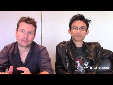 Director James Wan and Writer Leigh Whannell Talk 'Saw' 10th Anniversary