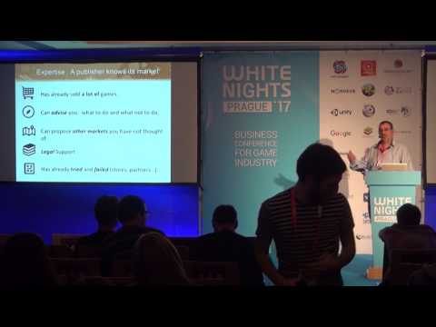 Alain Milly (Anuman Interactive) - Why an Indie Developer Would Need a Publisher ?