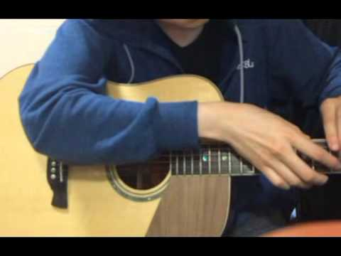Passionflower(Jon Gomm) - practice 1