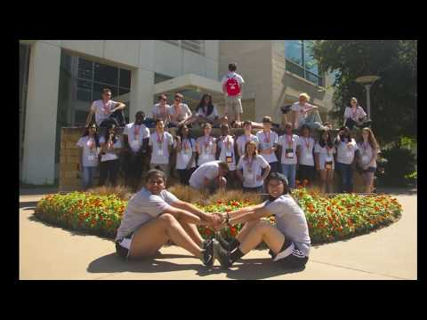 Memories of ITS Exploration Camp, Summer 2017, UT Dallas