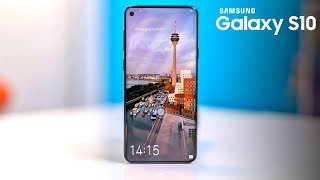 Samsung Galaxy S10 - LEAKS HAVE BEGUN
