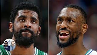 Swapping out Kyrie for Kemba would be 'terrific call' for Celtics - Jalen Rose | Jalen & Jacoby