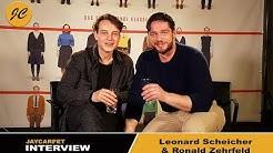 DAS SCHWEIGENDE KLASSENZIMMER - Interview mit Leonard Scheicher & Ronald Zehrfeld   JayCarpet