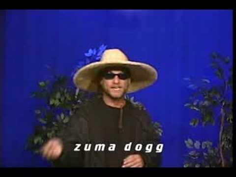 Zuma Dogg Appears LIVE on Los Angeles Cable