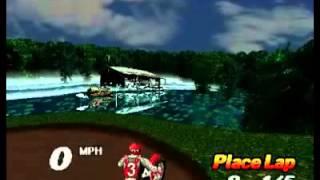 VMX Racing (PlayStation One)