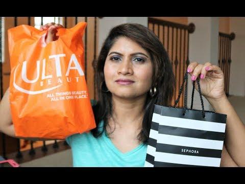 Ulta & Sephora Free Birthday Gifts 2018
