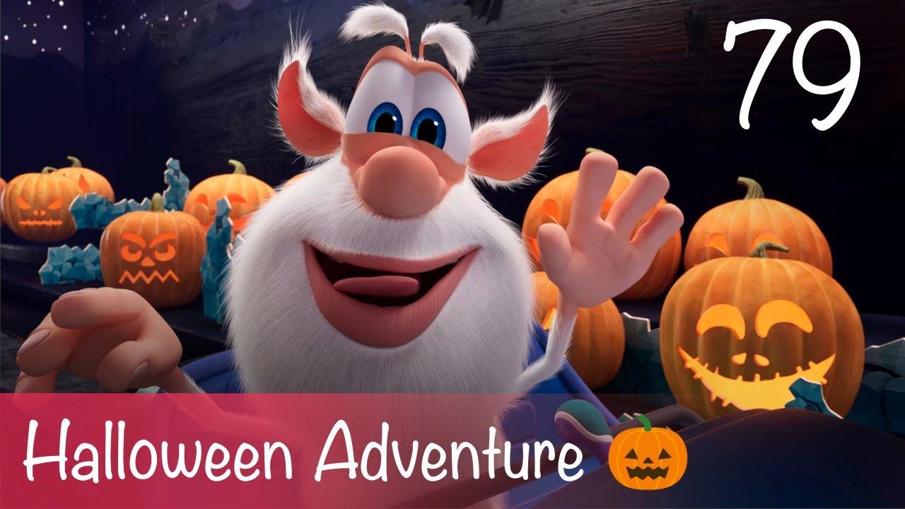 Booba - Halloween Adventure 🎃 - Episode 79 - Cartoon for kids