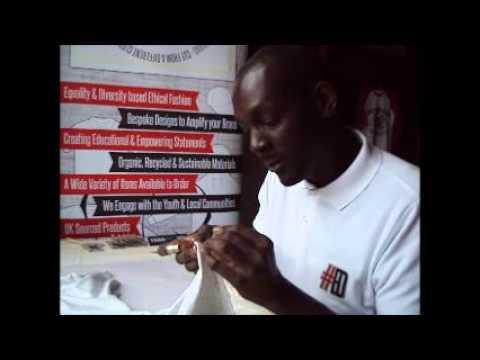 Mancinism Organic Apparel: Hand-sewn Hem Labels