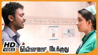 Yennamo Nadakkudhu Tamil Movie | Full Comedy Scenes |  Vijay Vasanth |  Mahima Nambiar | Prabhu