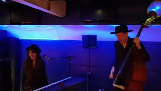 THE KICK INSIDE - Celebratory tribute to The Songs Of Kate Bush by Raf and O - Live Launch 25 02 18