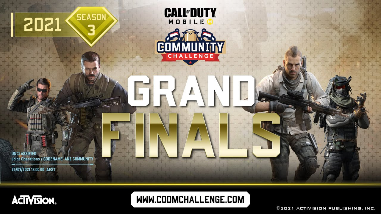 Call of Duty®: Mobile - Community Challenge ANZ Finals (AU)