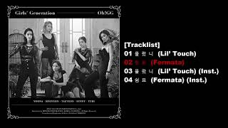 [AUDIO] Girls' Generation-Oh!GG '쉼표 (Fermata)'
