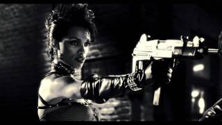 Sin city - gail ( rosario dawson ) & the tough ladies