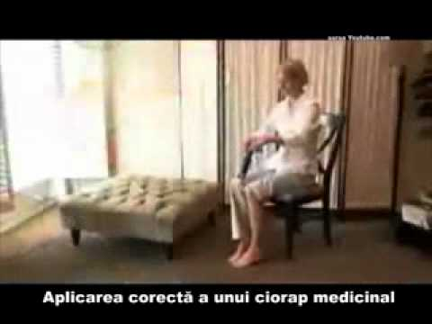 ciorapi ortopedici de la varicoză
