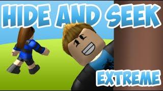 pourquoi ce jeu est si facile cacher et chercher extrême. Roblox!!